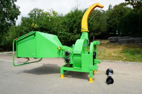Victory BX-102RS Professional Hydraulic Wood Chipper Wood Shredder