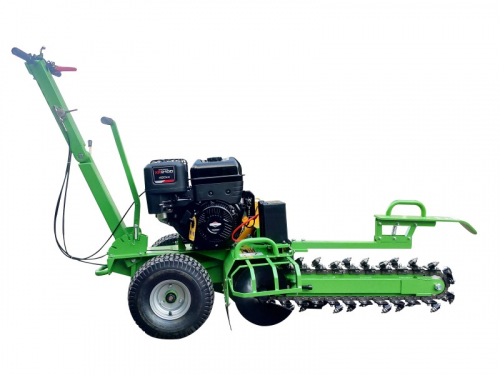 Victory GGF-1500 Garden Motor Trencher With 15 HP Engine