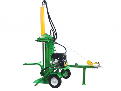 Victory LS-42T Hydraulic Log Splitter With Engine