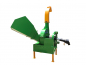 Preview: BX-52-42-wood shredder wood chipper wood cutter disc chipper-side view right