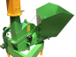 Preview: BX-52-42-wood shredder wood chipper wood cutter disc chipper-output funnel