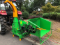 Preview: Victory BX-102RS Professional hydraulic Wood Chipper Wood Shredder