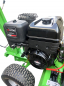 Mobile Preview: garden trencher cable trencher trench digger GGF-1500 briggs&stratton engine