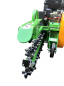 Mobile Preview: garden trencher cable trencher trench digger GGF-1500 front