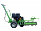 Mobile Preview: garden trencher cable trencher trench digger GGF-1500 side view