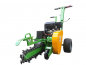 Mobile Preview: garden trencher cable trencher trench digger GGF-1500 front view