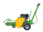 Mobile Preview: garden trencher cable trencher trench digger GGF-1500 left side