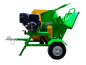 Preview: log saw, disk saw, 700mm, firewood saw, fuel engine, tractor, jigsaw, engine; side view left