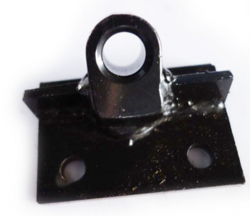081- knife bracket middle for Victory GGF-1500 garden trencher
