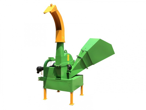 BX-52-42-wood shredder wood chipper wood cutter disc chipper-side view left