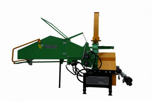WC-8H-wood-chipper-wood-shredder left side