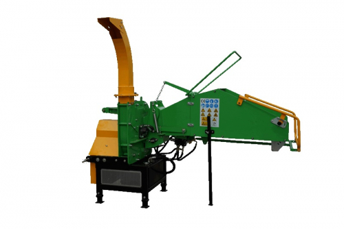 WC-8H-wood-chipper-wood-shredder right side