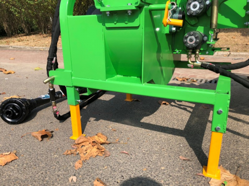 wood-chipper-wood-shredder PTO shaft