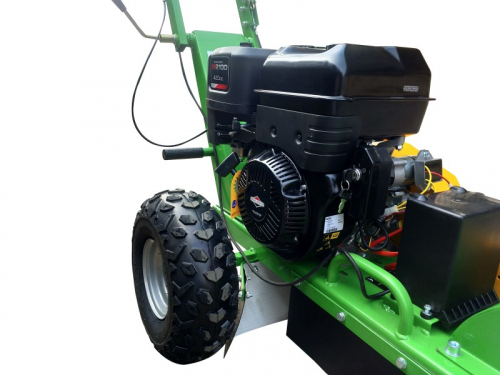 Victory GSF-1500 stump grinder with 15hp Briggs&Stratton engine