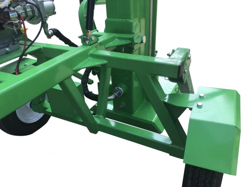 log splitter-firewood splitter-Motor-hydraulic operation handles