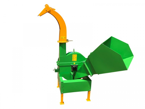 BX-52-42-wood shredder wood chipper wood cutter disc chipper-side view front