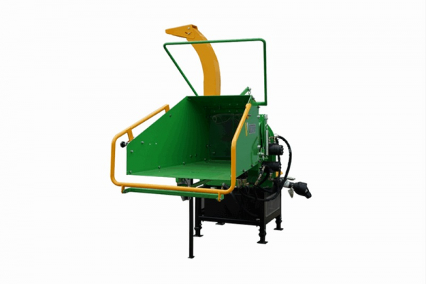 WC-8H-wood-chipper-wood-shredder input chute