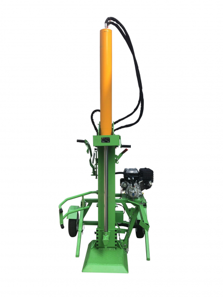 log splitter-firewood splitter-Motor-hydraulic- sideview right