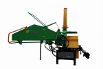 Victory WC 8H Wood Chipper  Wood Shredder with hydraulic system