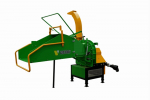 Victory WC 8M Wood Chipper  Wood Shredder with mechanical system