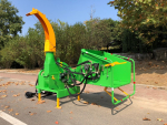 Victory BX-72RS Wood Chipper  Wood Shredder with hydraulic system
